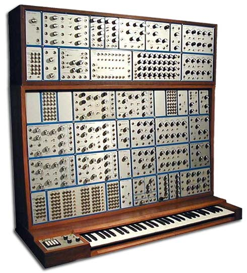 Emulator modular synth
